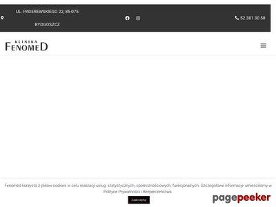 Dermatologia Bydgoszcz - Fenomed