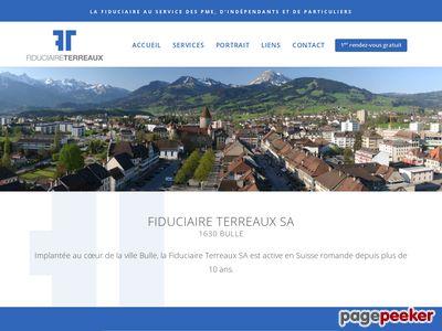 >Fiduciaire Terreaux SA (Bulle) - A visiter!