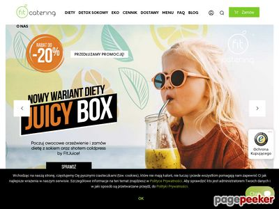 Fit-Catering - Catering Dietetyczny