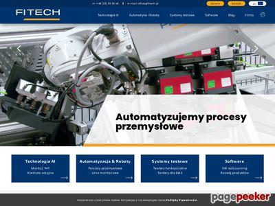 Automatyzacja i robotyzacja - fitech.pl