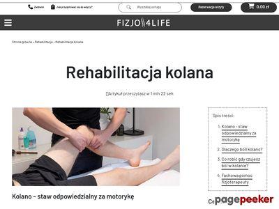 Rehabilitacja Sportowa Warszawa