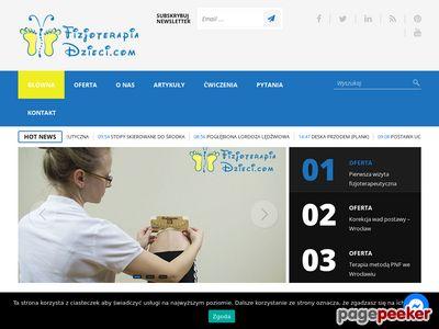 Rehabilitacja dzieci Wrocław