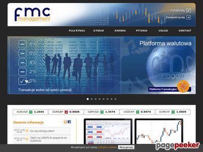 FMC Management - Platforma Walutowa