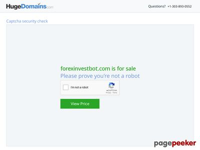 Forex Invest Bot – 3rd Party Verified Forex Robot With Live Money Proof