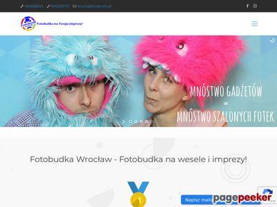 Fotobutka na wesela Wroclaw