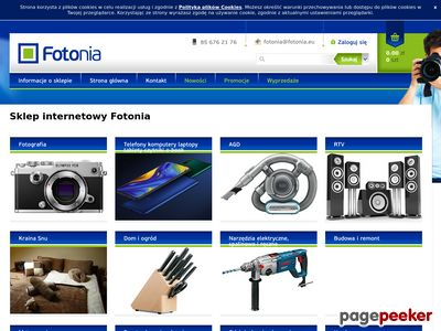 Canon 7d – zaprasza Fotonia!