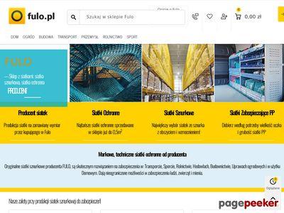 Fulo.pl - siatki polipropylenowe