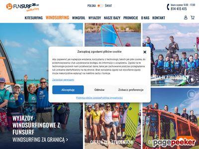 FunSurf.pl Szkoła Windsurfingu i Kitesurfingu