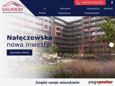 Sprzedaż mieszkań i domów