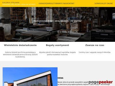 Drzwi tarasowe Szczecin - galeriastolarki.pl