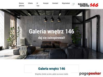 Uznany internetowy sklep meblowy