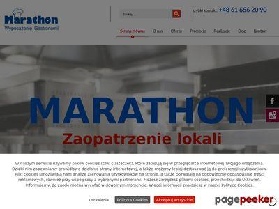 MARATHON Poznań meble gastronomiczne