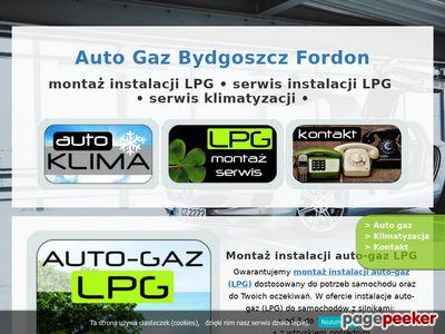 Instalacje auto-gaz (LPG) - montaż, serwis.