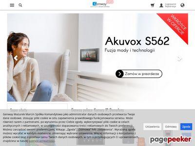 Genway - domofony dla domu i firmy