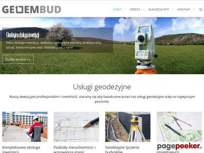 Geoembud - Geodeta Tarnowskie Góry