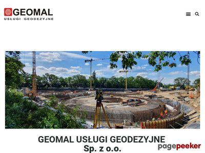 Geomal - geodezja wrocław