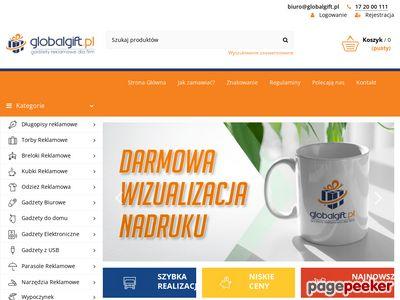 GlobalGift.pl - gadżety reklamowe