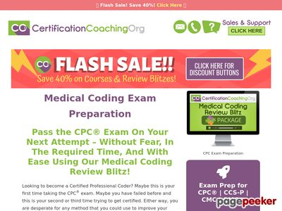 CPC Exam Preparation Course - P  the CPC Exam with Our CPC Exam Videos!