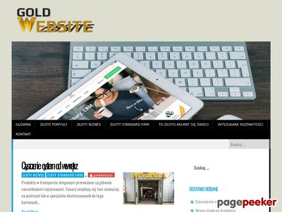 Http://www.goldwebsite.pl