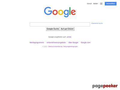 Google - Najlepsza wyszukiwarka treści.