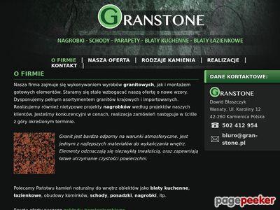 Kamieniarstwo Granstone Częstochowa