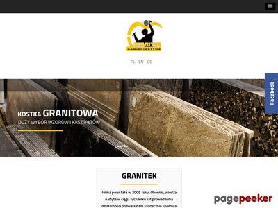 KOSTKA GRANITOWA - Granitek