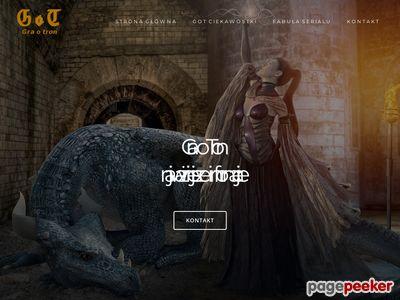 Gra o Tron - Graotron.net.pl