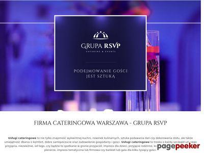 Grupa RSVP - Organizacja imprez firmowych