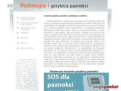 Gabinet podologiczny Lublin - Laser Look