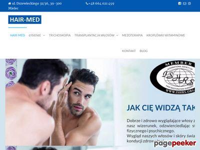 Przeszczep włosów - Hair-Med