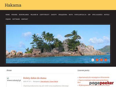 Hakama - artykuły biurowe dla Twojej firmy
