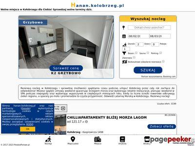 Pensjonat Hanan - Wczasy nad morzem