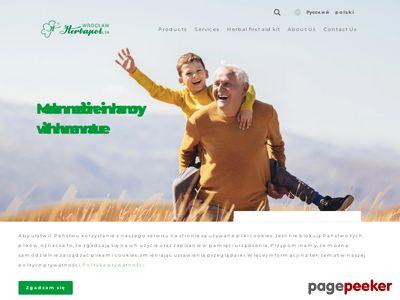 HERBAPOL S.A. leki ziołowe
