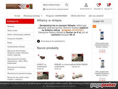 Kawy - herbataonline.pl