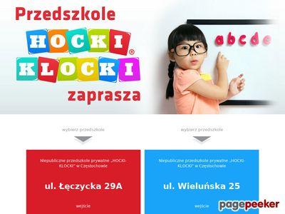 Przedszkola prywatne - Częstochowa