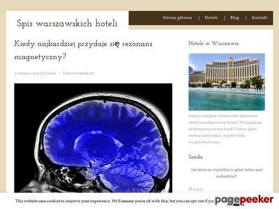 Hotele-Warszawa.net.pl - recenzje