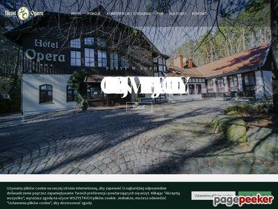 HOTEL OPERA SP. Z O.O. hotele sopot