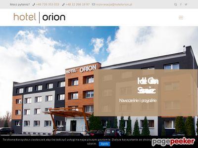 Pokoje dla firm Sosnowiec - hotelorion.pl