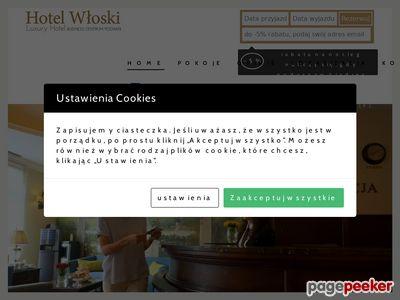 Hotel Włoski - Poznań Noclegi