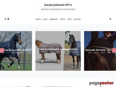HPP-A blog jeździecki
