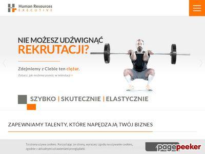 HRE.pl - Budowanie modeli kompetencji