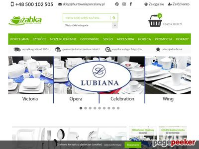 Hurtowniaporcelany.pl - lubiana classic