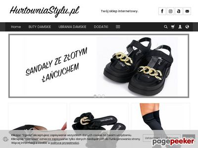 Internetowa hurtownia obuwia