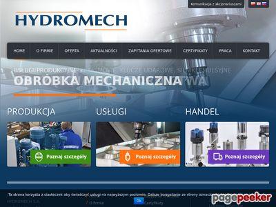HYDROMECH S.A. - zakład hydrauliki siłowej