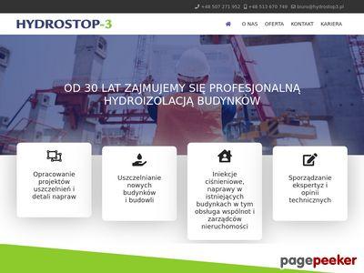 HYDROSTOP-3 Sp. z o.o.