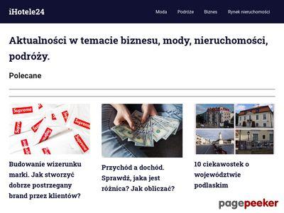 Ihotele24.pl - hotele nad morzem i w górach