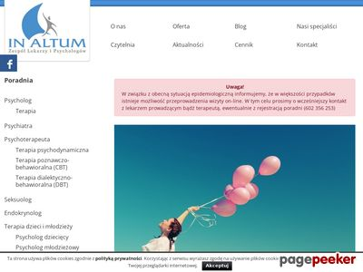 In-Altum Psychoterapia