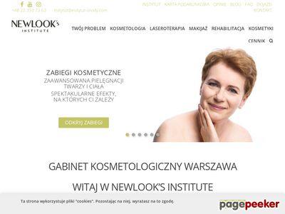 Gabinet Kosmetyczny - Instytut Urody New Look