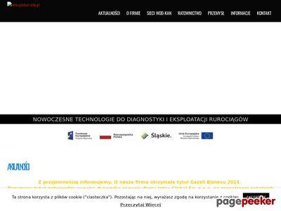 Interglobal- kamerowóz.