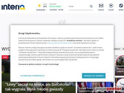 Portal INTERIA.PL - więcej niż się spodziewasz!